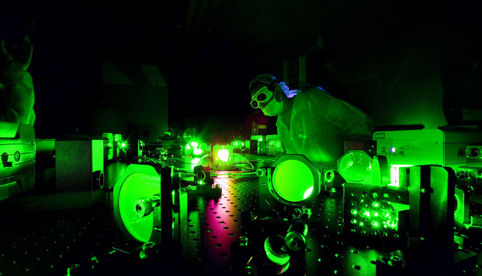 New Behavior in Light Revealed by Laser That's a Billion Times Brighter Than the Sun
