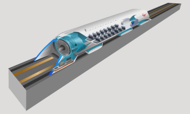 Elon Musk Tweets he has 'Verbal' OK To Build N.Y.-D.C. Underground Hyperloop