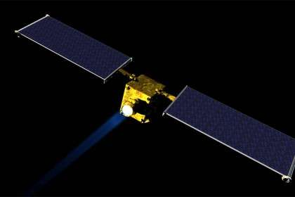 NASA'S First Asteroid Deflection Mission Moving Forward