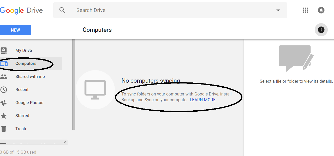 Google Drive Offers Free Backup and Recovery Application For Your Mac or PC
