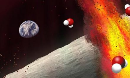 The Moon Apparently has a Fair Amount of Hidden Water Beneath the Surface