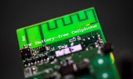 Prototype Mobile Phone Runs on Ambient Power Sans Battery