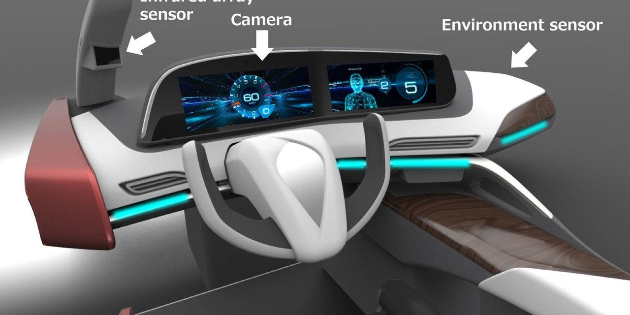 Panasonic Develops Hi-Tech Sensor Product to Help Prevent Drowsy Driving