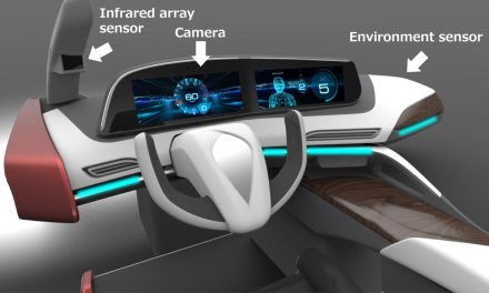Panasonic Develops Hi-Tech Sensor Product to Help Prevent Drowsy Driving
