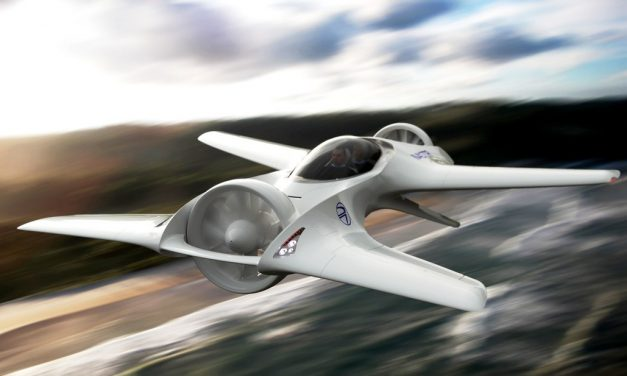 New Delorean Flying Car Brings us Back to the Future