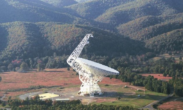 Alien-Hunting 'Breakthrough Listen' Detects Repeating Radio Signals From Distant Galaxy