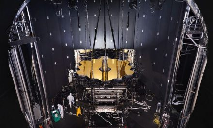 Amazing James Webb Space Telescope Successfully Passes Key Milestone