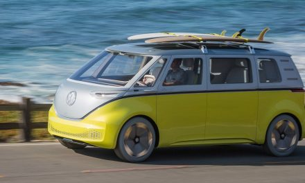 The VW Bus Returns in 2022 and it Will be Electric