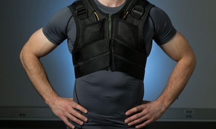 Smart Underwear Designed to Prevent Lower Back Strains