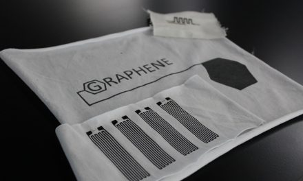 Wearable Clothing Breakthrough Using Flexible Graphene Batteries Printed Onto Fabric
