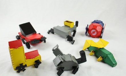 MIT's Robogami Enables Non-Experts to Custom Design & Assemble 3D Printable Robots