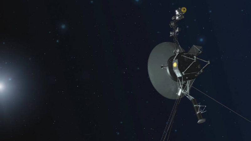 NASA Contest Will Select One Inspiring Message to Send to Voyager 1 Space Probe